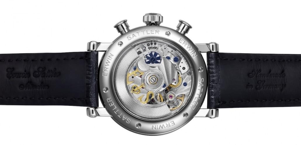 Erwin Sattler Chronograph II S