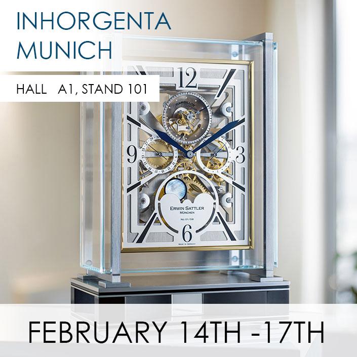 .Inhorgenta Munich .