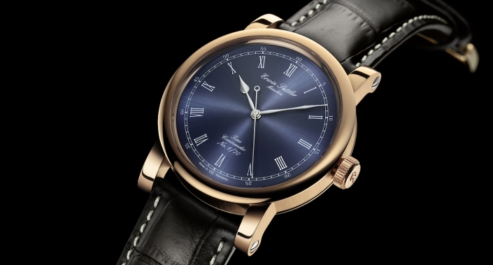 Erwin Sattler Armbanduhr Time Commander Bronze III
