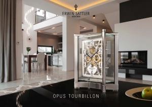 Erwin Sattler Opus Tourbillon